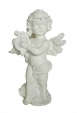 ангелче фигура с арфа