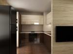 Кухня МДФ гланц 6