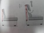 Механизъм за повдигане на гърба CD 003